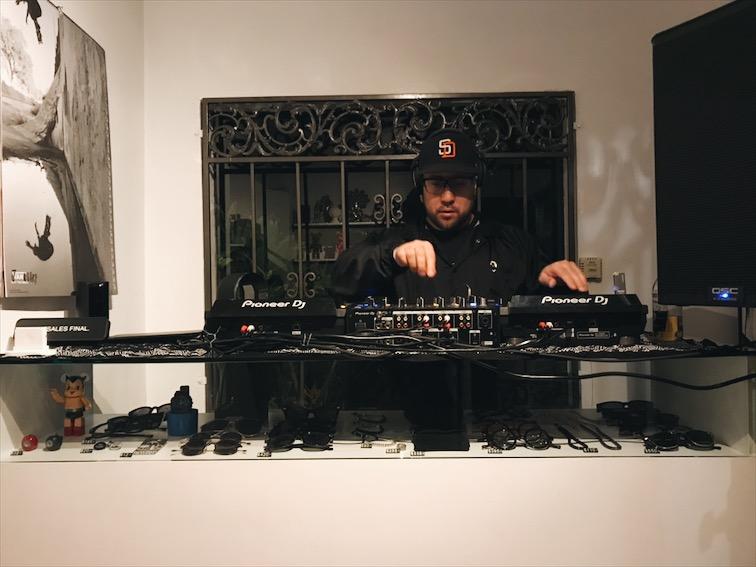 DJ Beatnick.