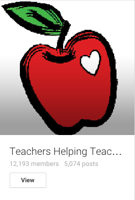 Google+ for Teachers