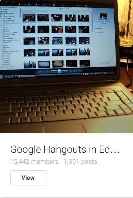 Google+ Communities for Teachers