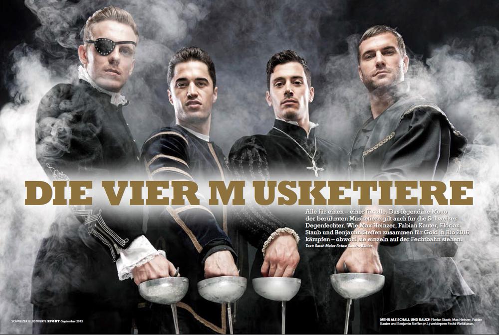 SI Sport Magazine