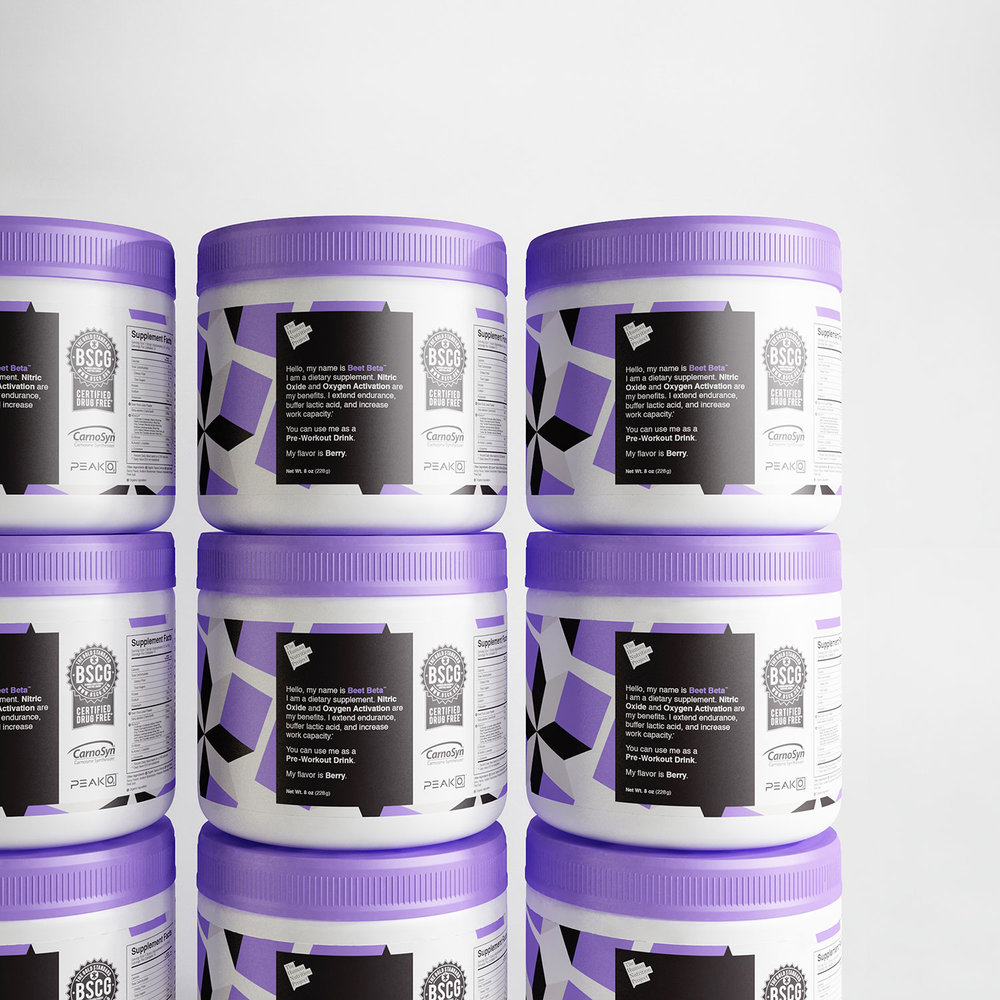 The Human Nutrition Project  Branding—Packaging