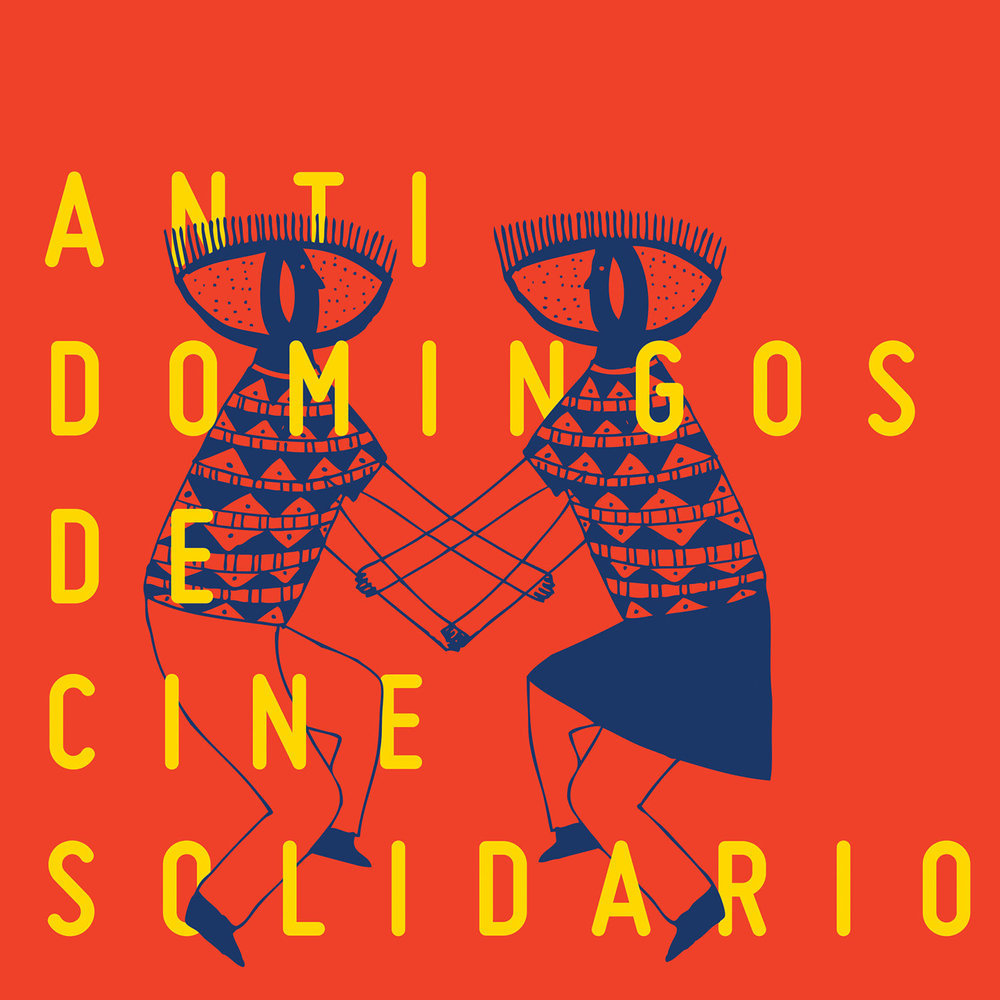 Antidomingos  Branding—Illustration