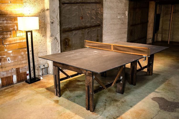 Play Mode. Model 1 Table   Polite Table Tennis Co    Premium Table Tennis
