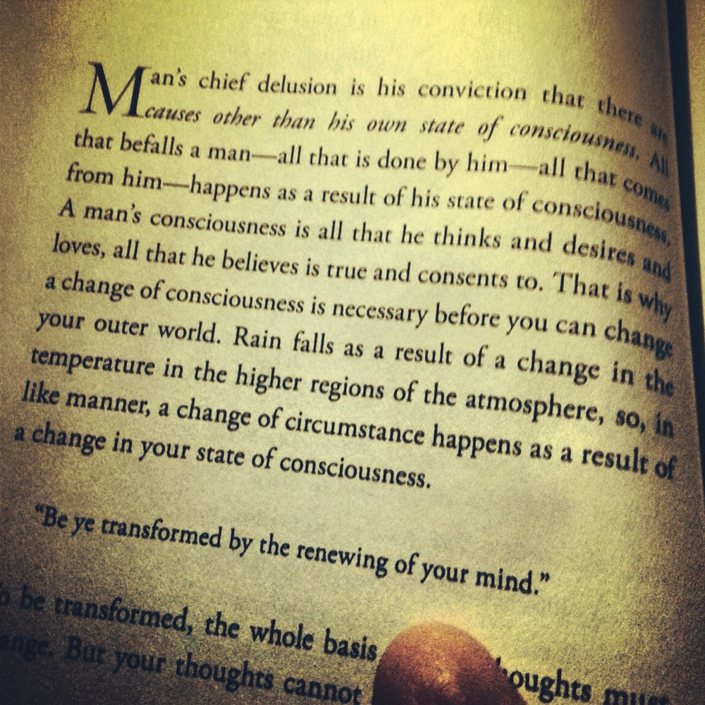 Mind medicine. You don't have to believe it for it to work. It just does.