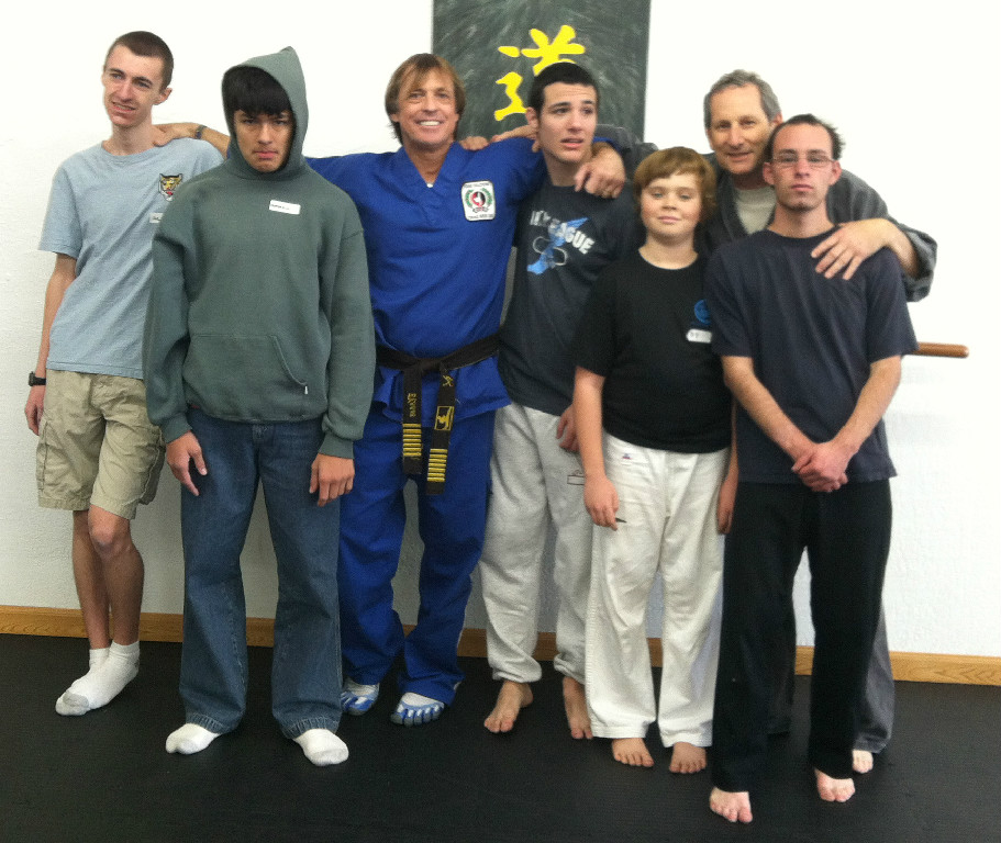 Free Martial Arts and Social Class for Teens and Young adults with Special Needs.