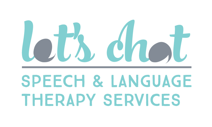 Copy of Let's Chat Speech & Language Therapy Services