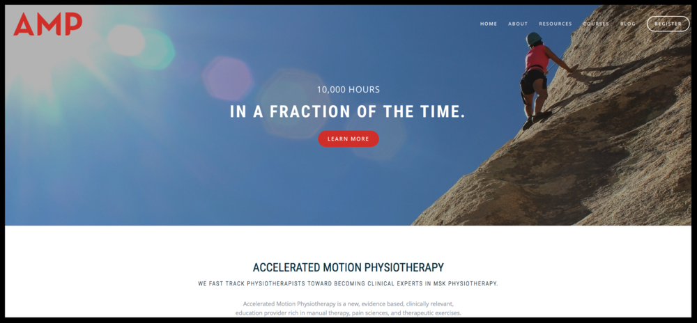 Copy of Accelerated Motion Physiotherapy