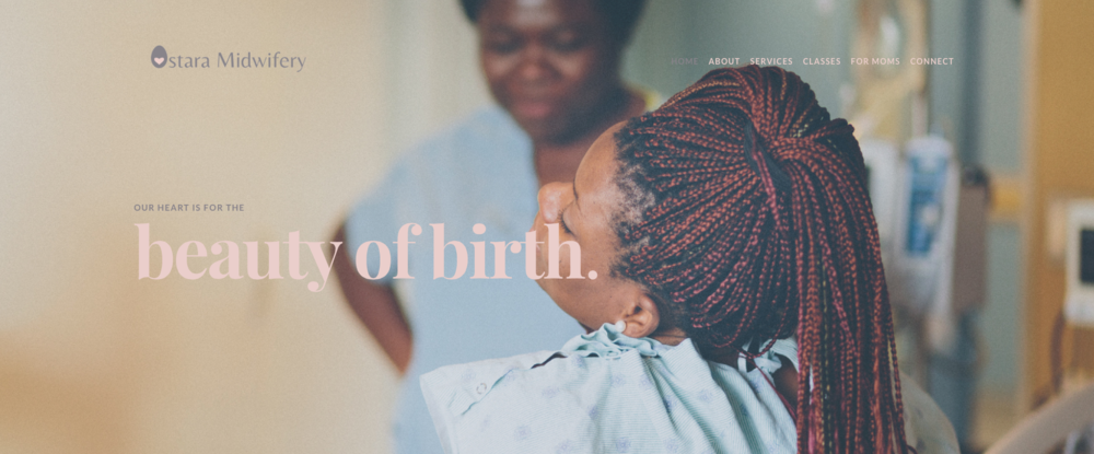 Copy of Ostara Midwifery