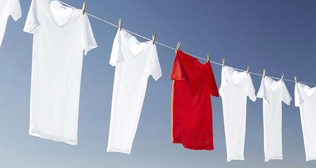 clothes washing line