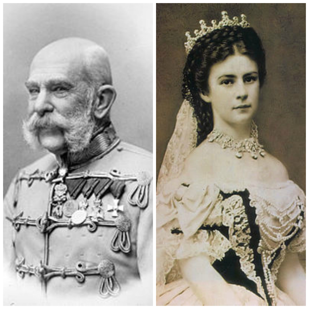 Franz-Josef and Eugenie: An undeniably well-groomed couple but cursed with tragedy