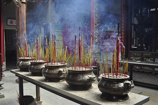 incense sticks Buddhist