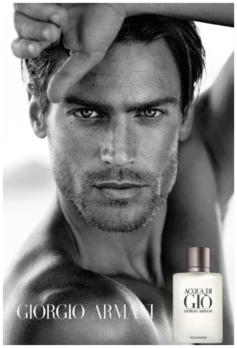 Jason Morgan Acqua di Gio