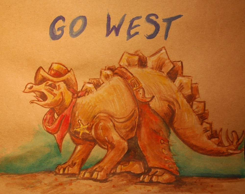 Faggot Dinosaur_Go West_By Cooper Lee Bombardier.jpg