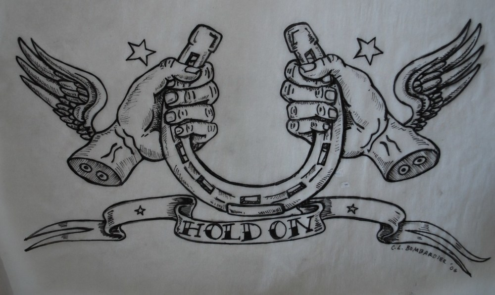 Hold On Silkscreen_by Cooper Lee Bombardier.jpg