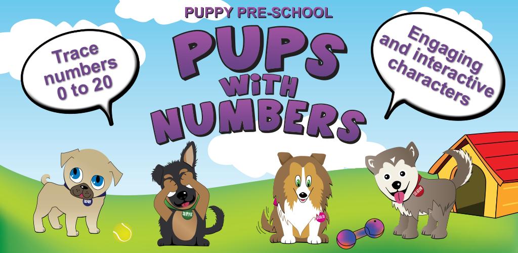 Preschool Kids Math promo screen