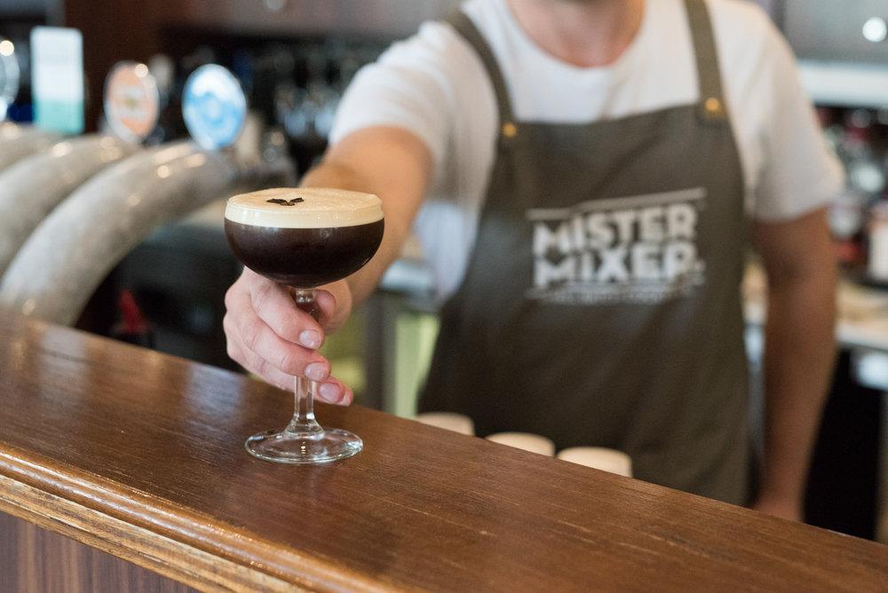 Mister Mixer Espresso Martini