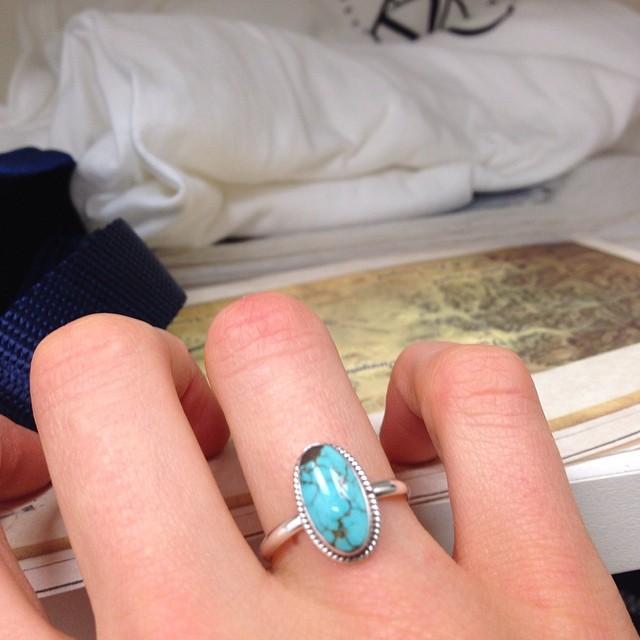 My first magic ring!