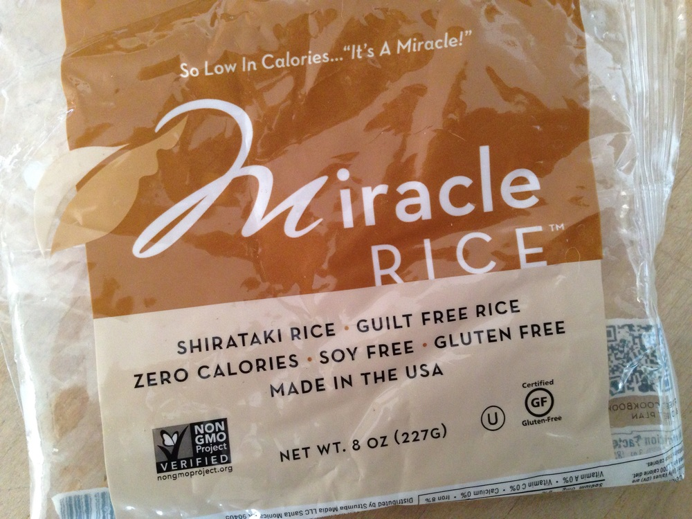 The nothing-noodles made of only Konjac Flour !! No calories no carbs no gluten?!?