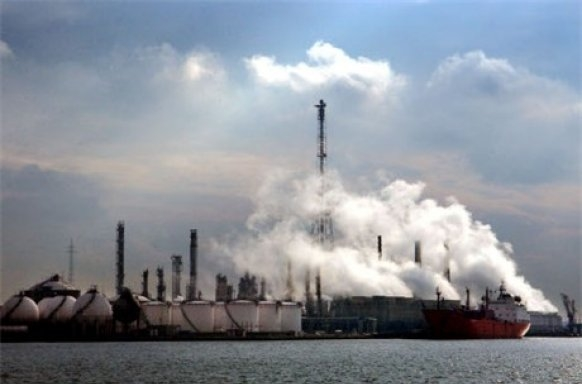 Water gebruik en proces water in de industrie