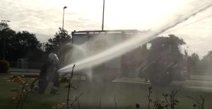 Veiligbluswater voor brandblussen, mens en milieu