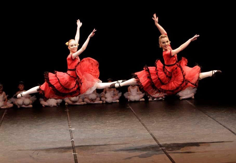 Danza classica, repertorio
