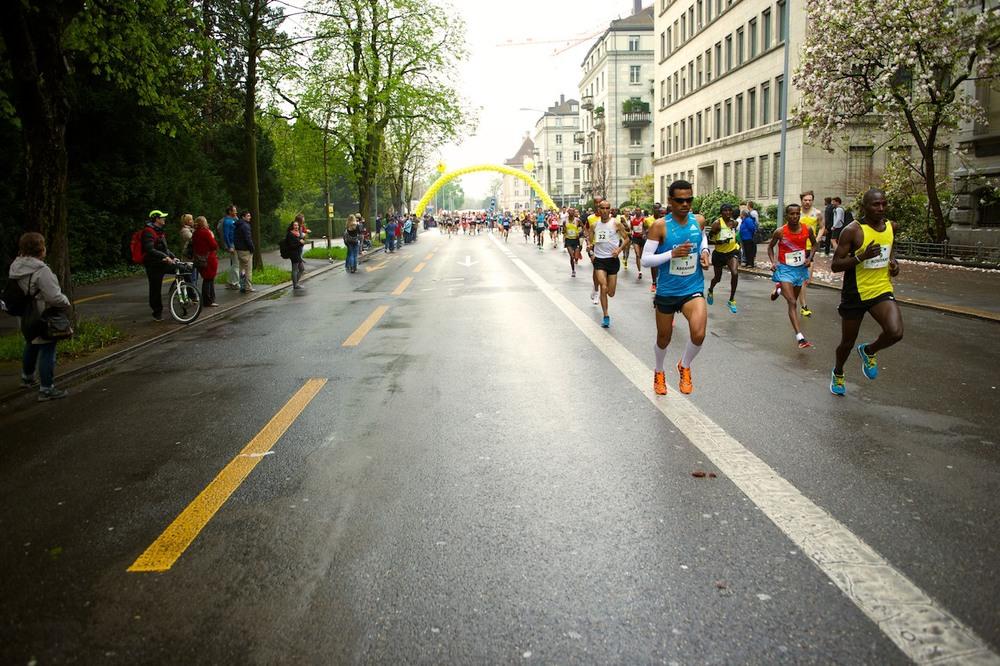 Zürich Marathon