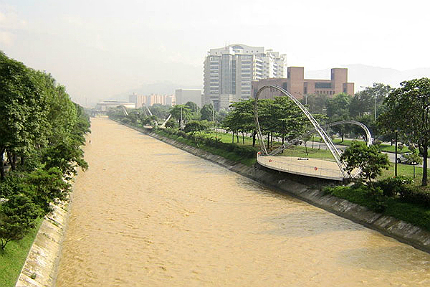 Bello Wastewater Treatment Plant, Medellin, Colombia (Photo Credit: www.water-technology.net)