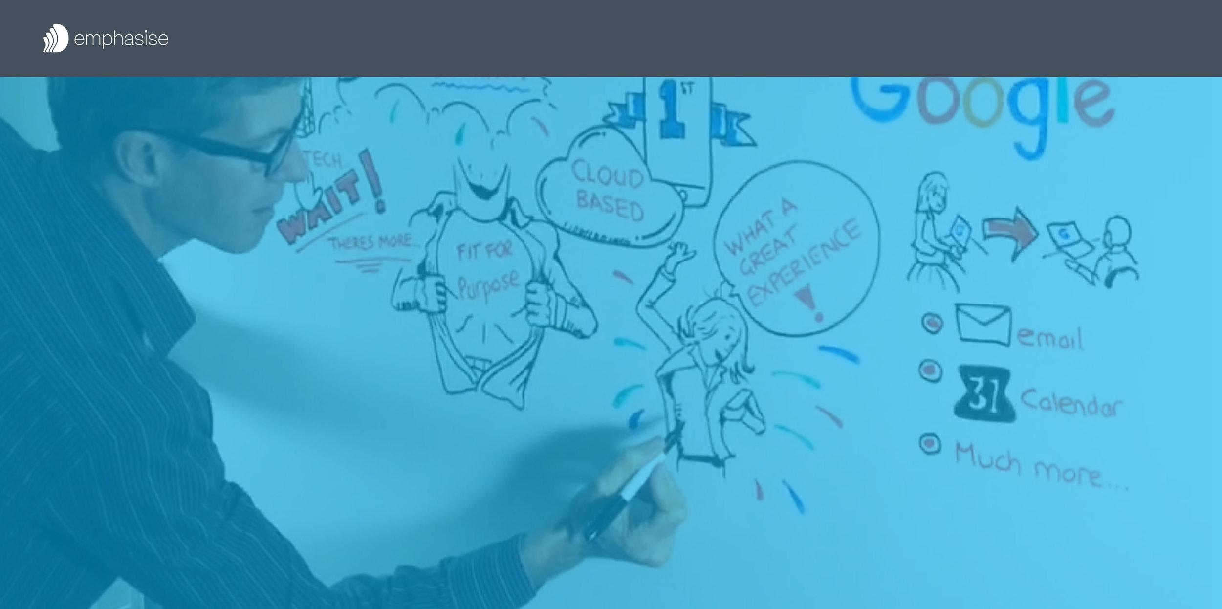 Emphasise Ltd Graphic Recorders Illustrators Whiteboard Video