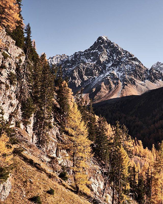 #kaunertal #verpeil #visittirol #hiking #indiansummer