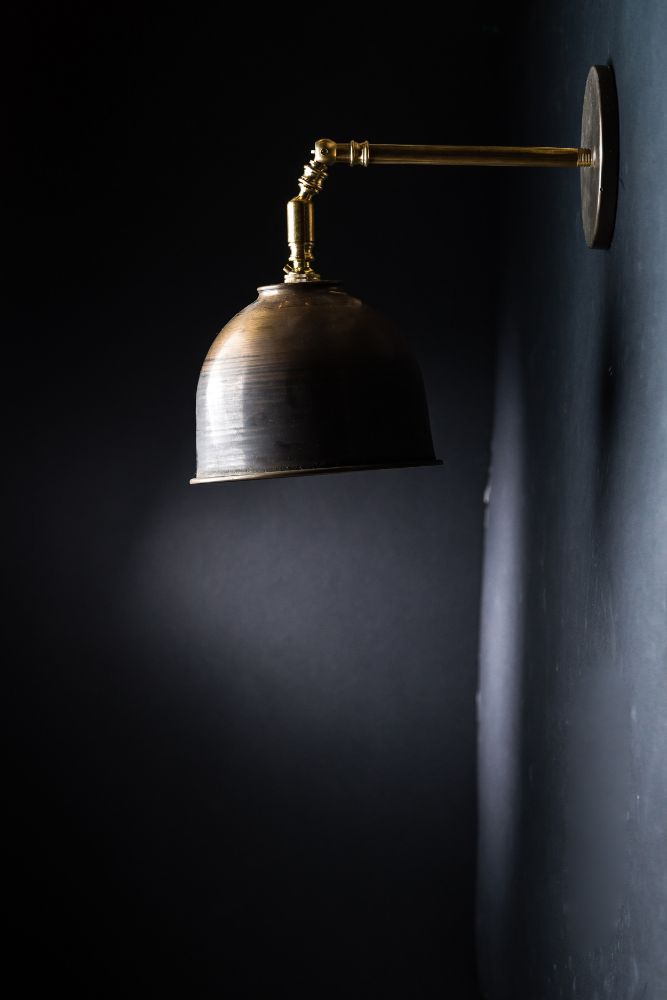 Vintage Bronze Wall Light