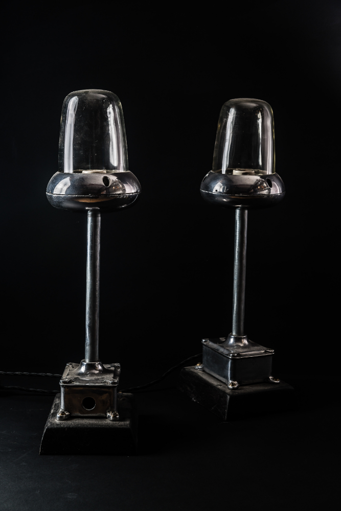 1940's Airport Runway Lights