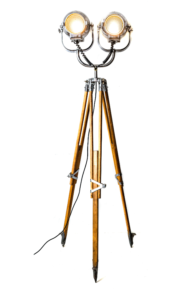 Strand of London Tripod Lamp