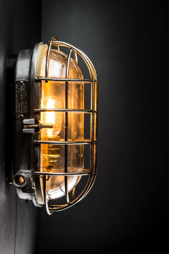Large Vintage Bulkhead Wall Light 04.jpg