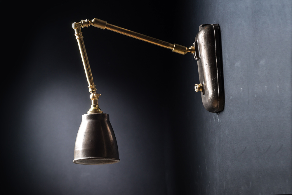 Pewter and Brass Wall Lights 01.jpg