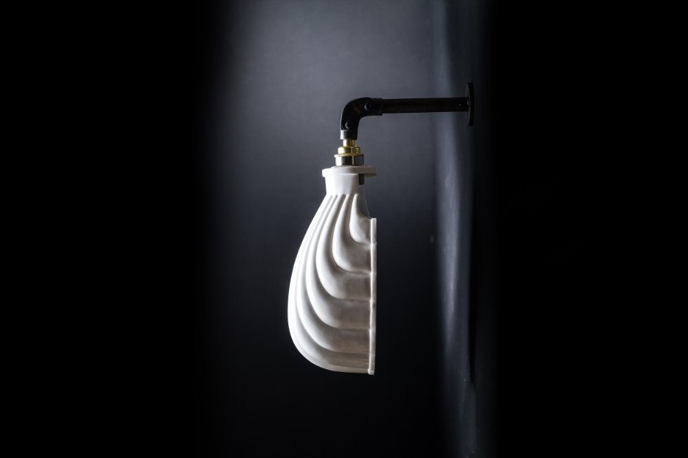 Bone China Shell Wall Light03.jpg