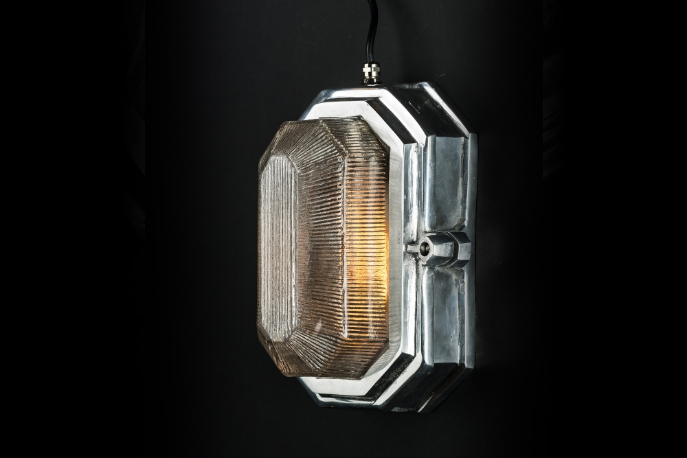 Hexagonal Aluminium Bulkhead Wall Light 03.jpg