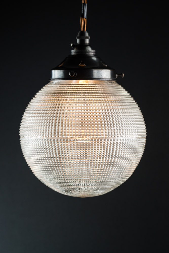 vintage holophane globe pendant 03.jpg & Vintage Holophane Glass Globe Pendant u2014 Felix Lighting Specialists ...