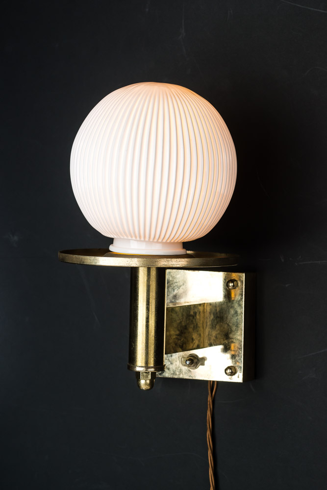 Brass and bone china sconce wall light 03.jpg