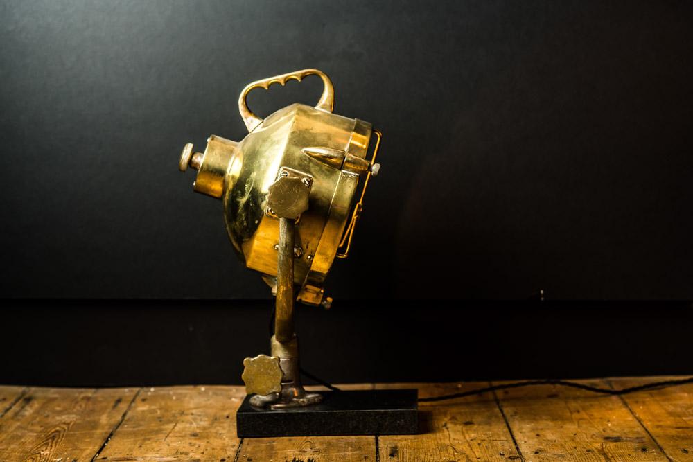 Vintage Brass Royal Navy Search Light03.jpg