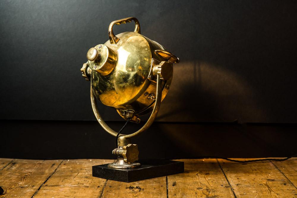 Vintage Brass Royal Navy Search Light04.jpg