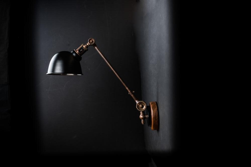 black bronze and walnut wall light03.jpg