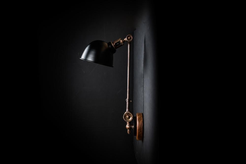 black bronze and walnut wall light07.jpg