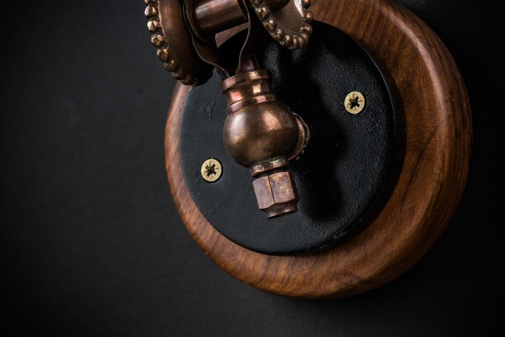 black bronze and walnut wall light12.jpg
