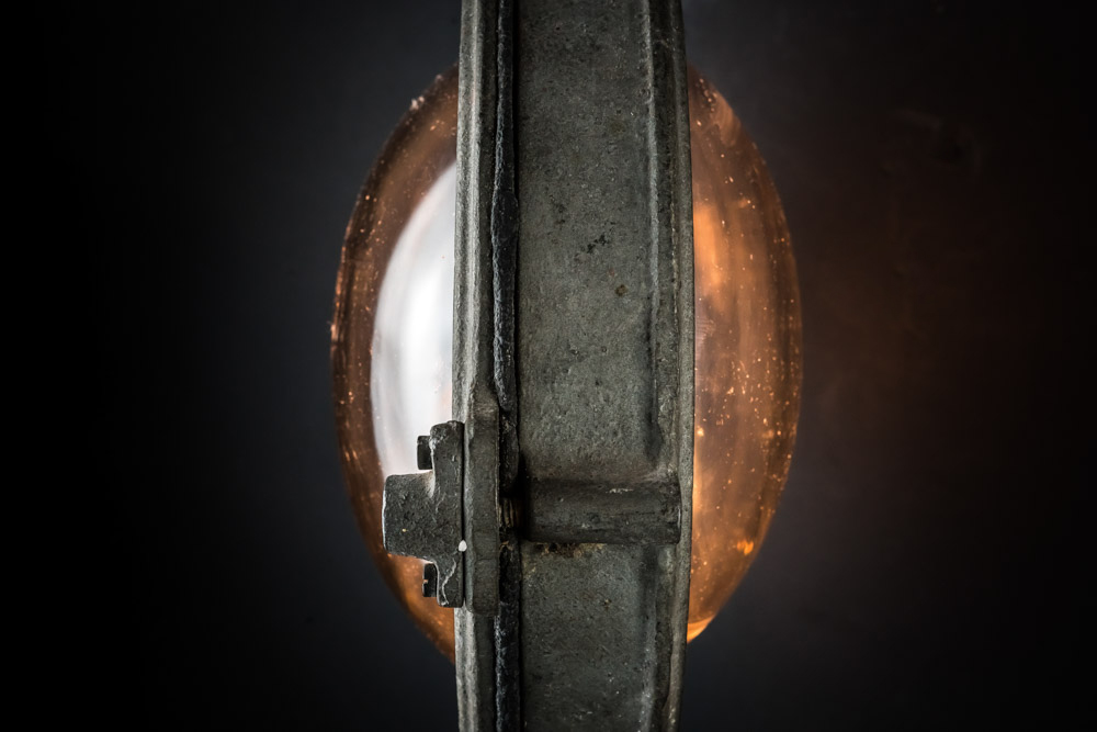 Rare Simplex cast iron and glass pendant 04.jpg