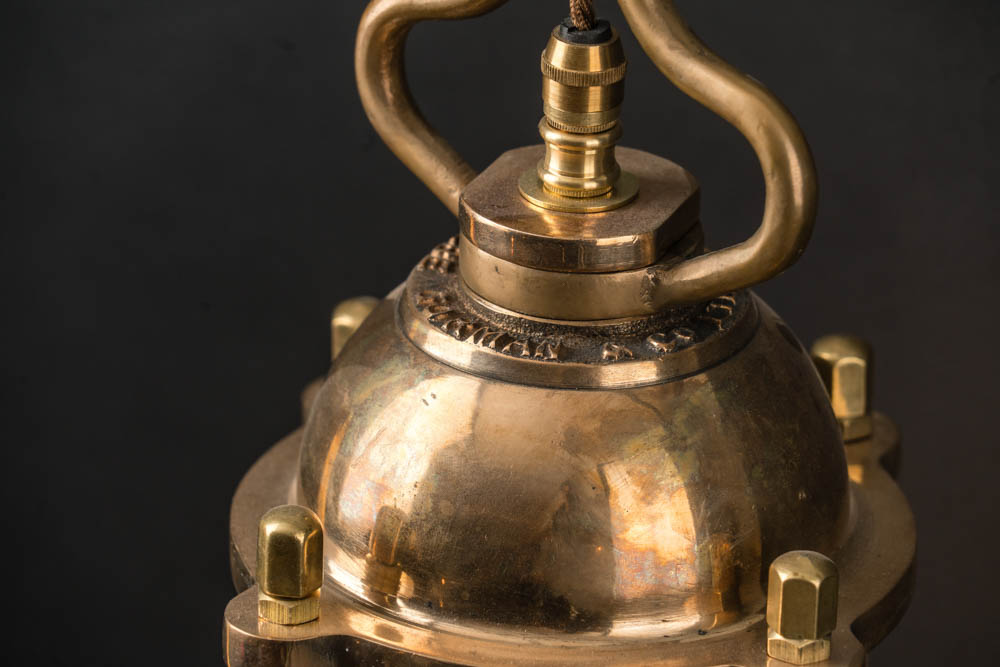 Vintage Bronze Diving Lantern 02.jpg