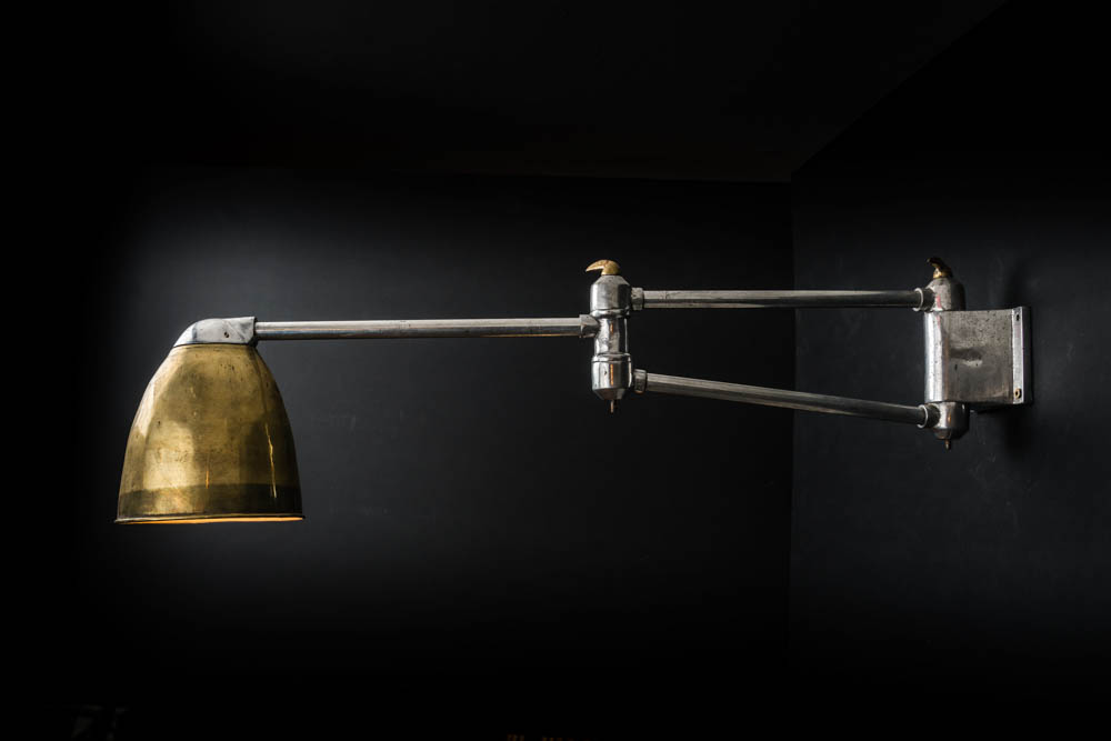 brass and aluminium articulated chart light.jpg