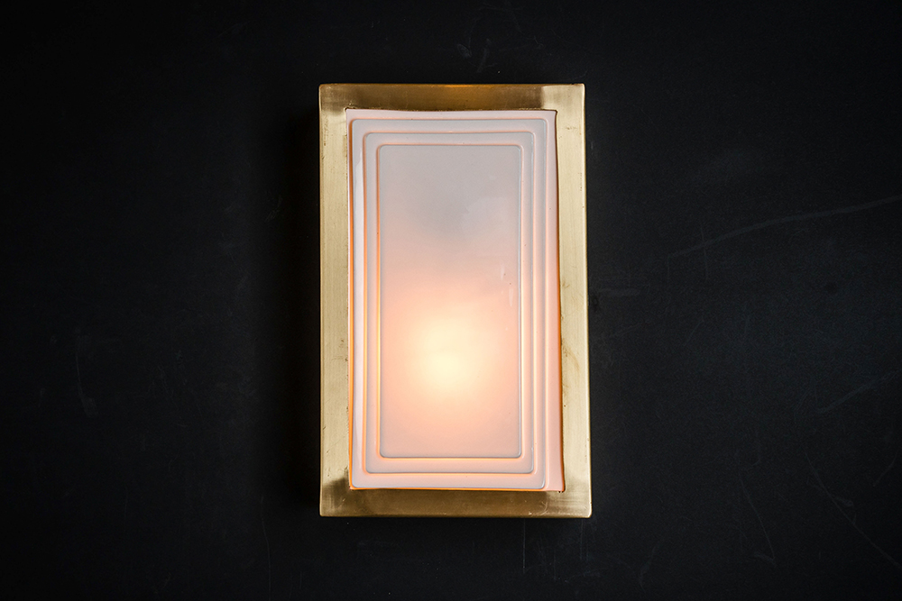 Rectangular brass and bone china sconce 02.jpg