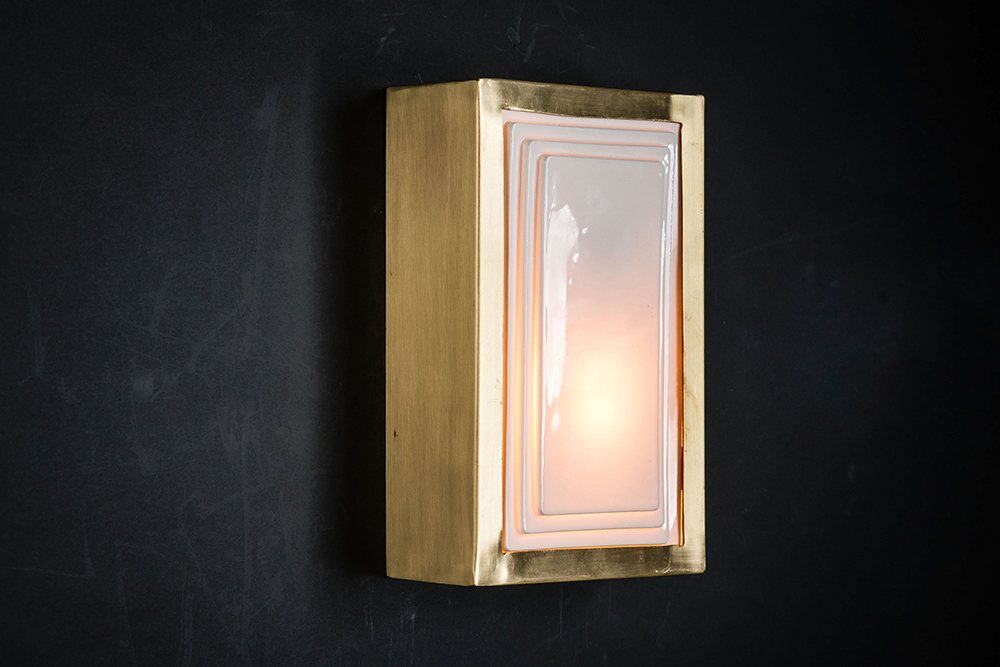 Rectangular brass and bone china sconce.jpg