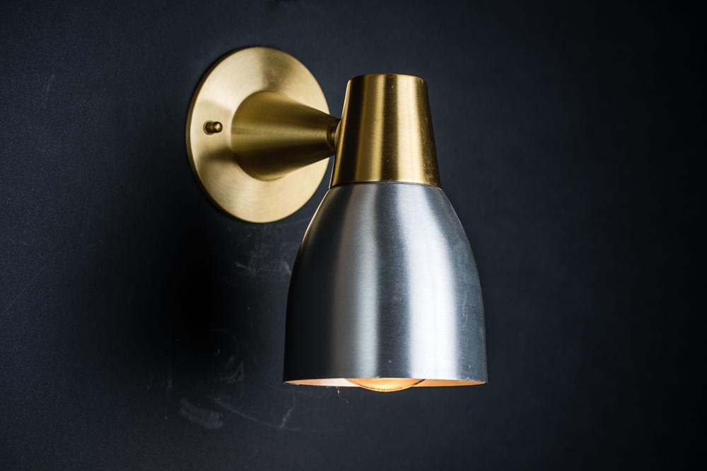 Felix Original Aluminium & Brass Wall Light 01.jpg
