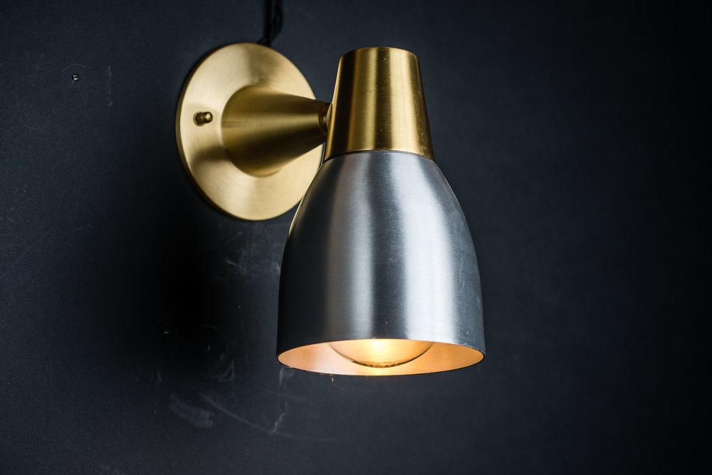 Felix Original Aluminium & Brass Wall Light 02.jpg